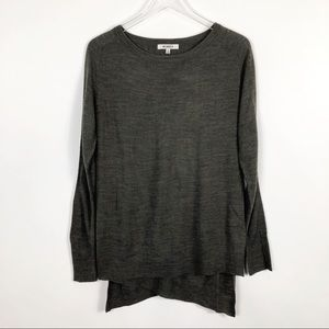 BB Dakota Tunic Sweater Brown Lightweight
